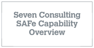 SAFe Capability Overview v9.1