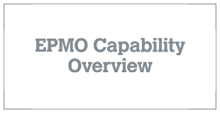 EPMO Capability Overview v3.1